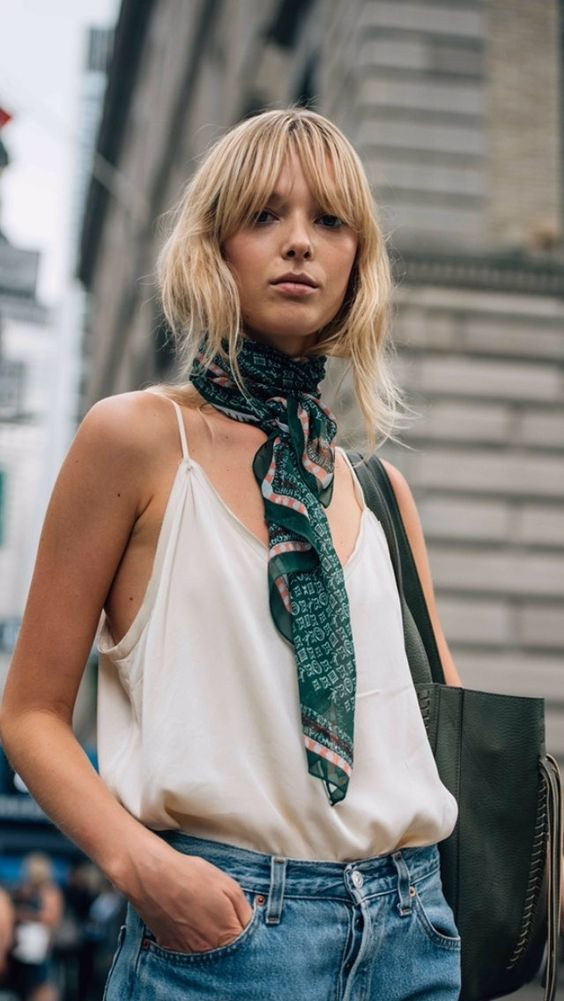 101 ways with scarves